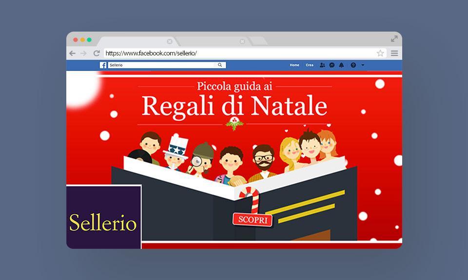Guida Ai Regali Di Natale.Im Media Per Sellerio Su Facebook La Seconda Edizione Della